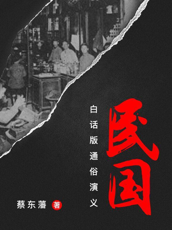 白话版通俗演义:民国